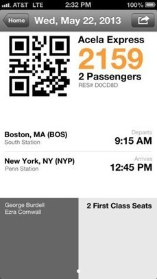 Amtrak for iOS updates with iPhone 5 support and Train Status redesign - 9 to 5 Mac   Macwidgets..some mac news clips   Scoop.it