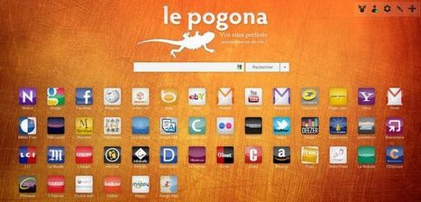 Le Pogona - vos favoris sur une jolie page | NootLe | Time to Learn | Scoop.it