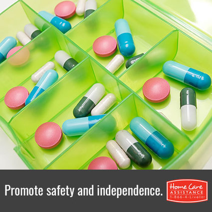 How to Organize your Senior Medication? | Home Care Assistance of Scottsdale | Scoop.it