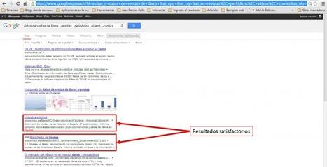 Cómo usar la búsqueda avanzada de Goolge y mejorar tus búsquedas | redes sociales | Scoop.it