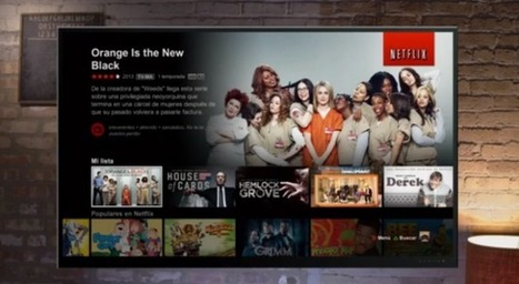 Netflix renueva su interfaz para Smart TVs | Antonio Galvez | Scoop.it
