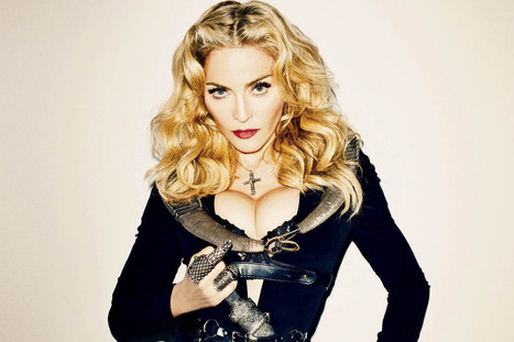 Madonna dishes on past and fashion in shoot - New York Post | everything about fashion | Scoop.it