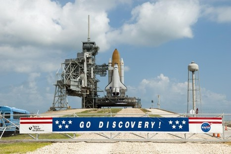 The history of space shuttle Discovery | The Launch Pad | Scoop.it