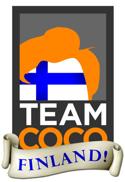 Bring Conan To Finnish Television! | Finland | Scoop.it