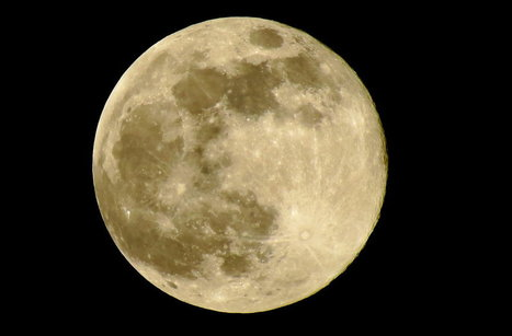 The 'snow' moon is coming up and here's what you need to know   Vloasis sci-tech   Scoop.it