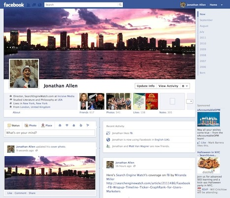 Facebook Timeline Profiles May Arrive Soon; But You Could Just Get it Now | SOCIAL MEDIA, what we think about! | Scoop.it