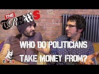 Who Do Politicians Take Money From? | Peer2Politics | Scoop.it