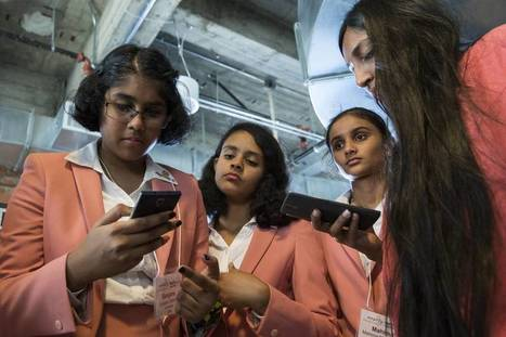 14-Year-Olds Code App That Cleans Up India's Streets   School & Learning Today   Scoop.it