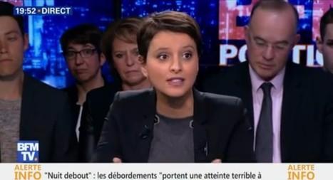 VIDEO. La Normandie ? Un « département », selon Najat Vallaud-Belkacem | Crise de com' | Scoop.it