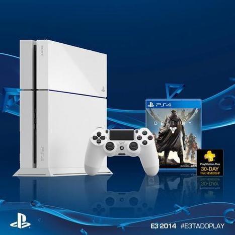 Tweet from @PlayStation_LA   playstation 4   Scoop.it