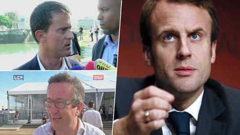 La discrète mais efficace revanche de DSK sur François Hollande | Pierre-André Fontaine | Scoop.it
