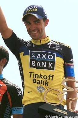 Alberto Contador launches School of Cycling in his hometown of Pinto | Cycling | Scoop.it