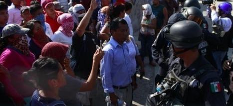 La PF abrió fuego contra la población y mató a estudiante en Tlapa, Guerrero: ONG | Activismo en la RED | Scoop.it
