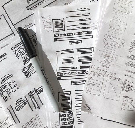 Paper Prototyping: The 10-Minute Practical Guide | Expertiential Design | Scoop.it