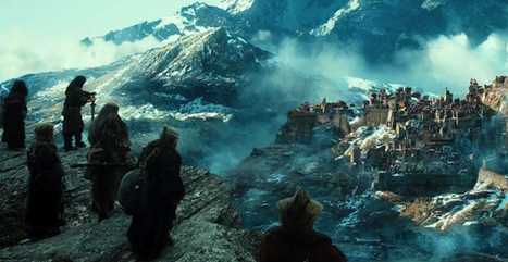 'The Hobbit: Desolation of Smaug': Peter Jackson Planning Simulcast Event for ... - Screen Rant   'The Hobbit' Film   Scoop.it