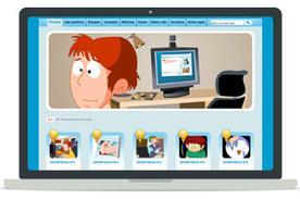 Cuidado con la Webcam - Recurso didáctico audiovisual para la prevención de los riesgos asociados al uso imprudente de la webcam | Español para los más pequeños | Scoop.it