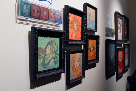 """Opening Night: """"You Need This Art"""" at iam8bit Gallery   Culture and Fun - Art   Scoop.it"""