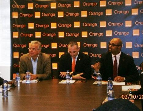 Lancement des activités de la Fondation Orange en RDC | Très haut-débit : Fibre et 4G | Scoop.it