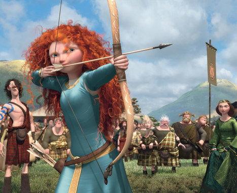 Pixar Reinvents Big Hair for Brave | PhysicsFans.com - A Website for Physics Enthusiasts | Scoop.it