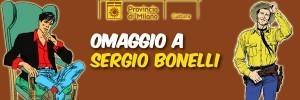 Omaggio a Sergio Bonelli, Milano: ricordo dell'editore di Tex e Dylan Dog   DDComics   DailyComics   Scoop.it