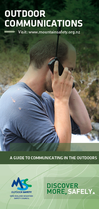 Mountain Radios, Transceivers & Personal Locator Beacons - Mountain Safety Council NZ   Safety Management in the Outdoors   Scoop.it