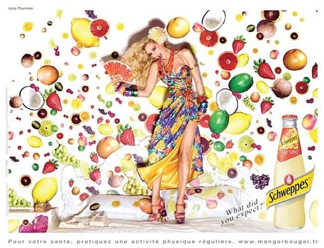Schweppes lance une campagne d'affichage pleine de relief | Advertising Maniacs | Scoop.it