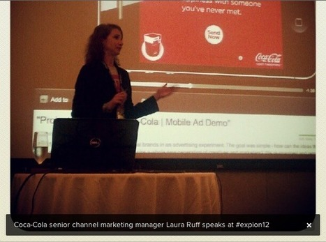 #Coca-Cola on Social Content: 'Expressions Are More Valuable than Impressions' - SocialTimes | industrie 2.0 | Scoop.it