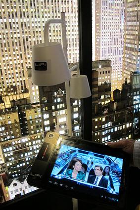 LiFi, le WiFi du futur ? - Arnaud Guignant | New World Energie | Scoop.it