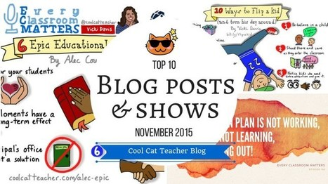 Top Blog Posts on the Cool Cat Teacher Blog @coolcatteacher | New learning | Scoop.it