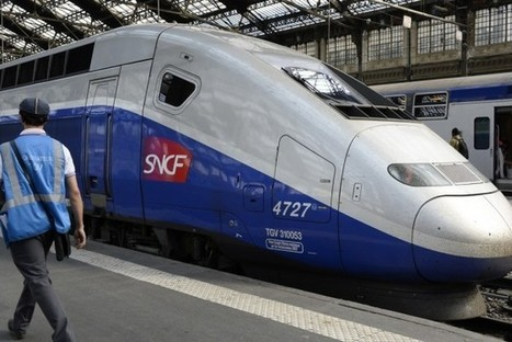 La SNCF va connecter 300 rames de TGV en Wi-Fi d'ici 2017 | Satcom on the move | Scoop.it