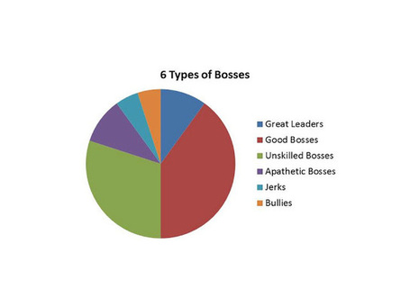 Great Leadership: 6 Types of Bosses | Libraries - widening the perspective | Scoop.it