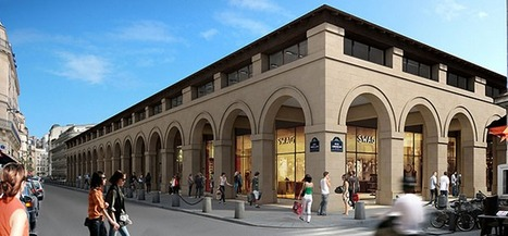 Un fonds allemand rachète le marché Saint-Germain à Paris pour 130 millions d'euros | Urbanisme et Aménagement | Scoop.it