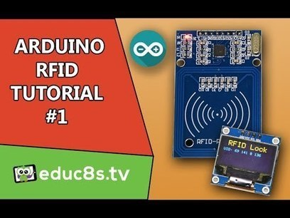 RFID Tutorial with an Arduino Uno and an OLED display - Electronics-Lab | Raspberry Pi | Scoop.it