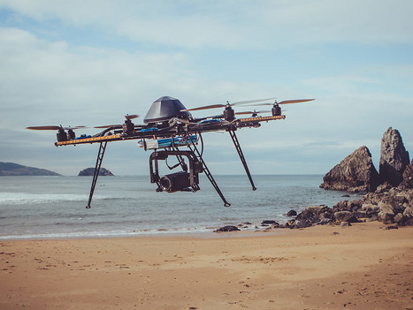 First-Ever Drone Film Festival Seeks Best Movies Captured by Unmanned Aircraft - People Magazine | Books, Photo, Video and Film | Scoop.it
