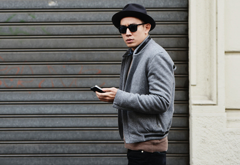 GQ Street Style: Milan Fall 2013 | Cultural Trendz | Scoop.it