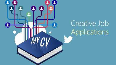 The Most Creative Job Applications In Social Media And Tech | Network Marketing Training | Scoop.it