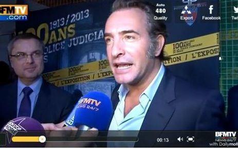 VIDEO. Jean Dujardin confirme sa séparation avec Alexandra Lamy | FAM - HOM | Scoop.it