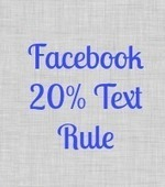 How Facebook's 20% Rule Affects Your Pages - Marketing Dish | Small Business Marketing Tips | Scoop.it