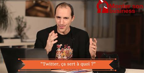 Comment et pourquoi utiliser Twitter ? | Entrepreneurs du Web | Scoop.it