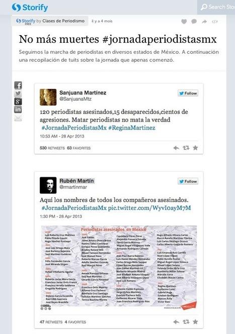 Storify se actualiza con el formato de los tuits embebidos | Social Media e Innovación Tecnológica | Scoop.it