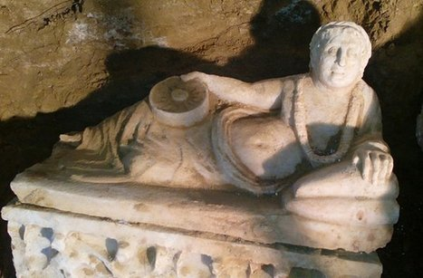 Ancient Etruscan Tomb Found 'Undisturbed' In Italy | Italia Mia | Scoop.it