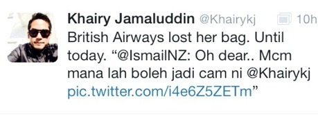 British Airways, Where Is Our Bag? - Dulu Lain Sekarang Lain | Sports | Scoop.it
