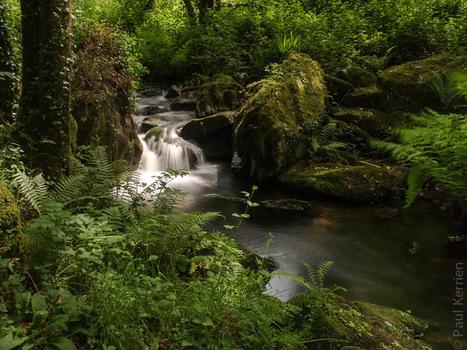 photo en Finistère, Bretagne et...: ruisseau des 3 Fontaines (3 photos) | photo en Bretagne - Finistère | Scoop.it