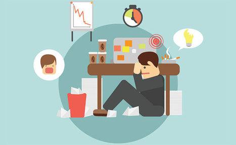 Le stress au travail : pire que le tabagisme passif ? | Pour une Responsabilité Sociétale | Scoop.it