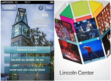 IL Y A 5 ANS...Québec, NY: nouvelles applications mobiles muséales | Clic France | UseNum - Culture | Scoop.it