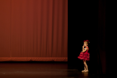 Stage Fright: Examples & Lessons From Famous Sufferers | Stage Fright | Scoop.it