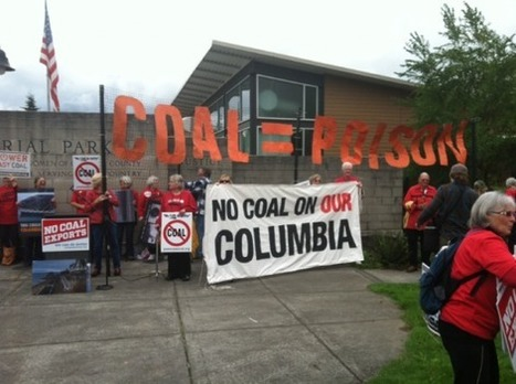 Climate Activists Outspending Big Coal In Crucial Washington State Election | Sustain Our Earth | Scoop.it