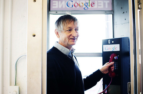Geoffrey Hinton, the 'godfather' of deep learning, on AlphaGo | Cardiovascular and vascular imaging | Scoop.it