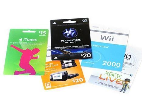 3 Reasons Why Gaming Gift Cards prove to be Great Presents | Entertainments Agency | Scoop.it