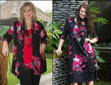 Kita Ku Blog: Inspiration is the new dimension in plus size clothing | My fav list | Scoop.it